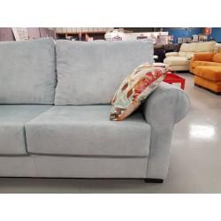 Sofá de 3 plazas con tela...
