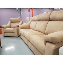 Composición sofá 3 asientos...