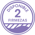 2 firmezas disponibles
